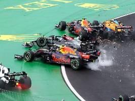 Die Formel-1-Lehren aus Ungarn: Bottas' Massencrash befeuert Stänkerduell