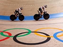Finale gegen Weltrekordlerinnen: Bahnrad-Sprinterinnen rasen hauchdünn zu Silber