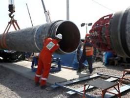 Klimaziele bremsen Pipeline aus: Nord Stream 2 droht Dinosaurier-Dasein