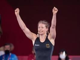 Triumph im letzten Kampf: Rotter-Focken holt sensationell Olympia-Gold