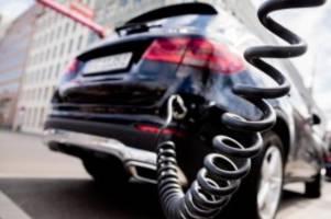 Automobilität: Eine Million Fahrzeuge mit Elektroantrieb in Deutschland
