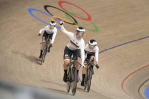 Olympia 2021: Olympia 2021, Medaillenspiegel: Deutschland auf Rang acht