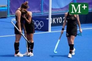 Olympia 2021: Olympia-Frust: Hockey-Damen fahren ohne Medaille heim