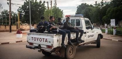 Niger: 15 Tote bei Anschlag auf Soldaten im Südwesten des Landes