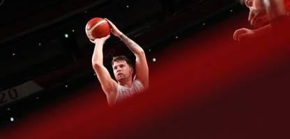 Olympia 2021 - Deutschland gegen Slowenien im Basketball: Luka Doncic im Portrait