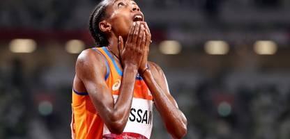 Olympia 2021: Gold über 5000 Meter für Läuferin Sifan Hassan – wie 20 Tassen Kaffee