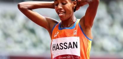 Olympia 2021 - Tag zehn im Live-Blog: 1500-Meter-Favoritin Sifan Hassan stürzt – und gewinnt ihren Vorlauf dennoch