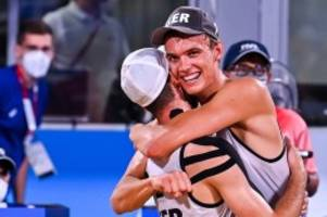 Olympia 2021: Medaillen-Motto für ETV-Duo: In der Birne klar bleiben
