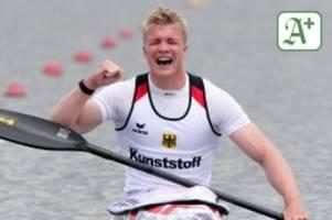 Olympia 2021: Kanute Jacob Schopf möchte auch bei Olympia jubeln