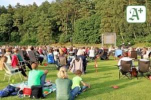 kultur: 350 sangeslustige treffen sich im geesthachter stadion