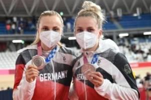 Olympia: Schwesig gratuliert Friedrich zu Silber im Teamsprint