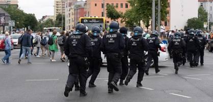 "SPD-Fraktionsvize denkt über Verbot der ""Querdenker""-Szene nach"