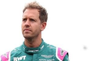 Vettels verzweifelter Park-Vorgang – 700 Milliliter zu wenig im Tank