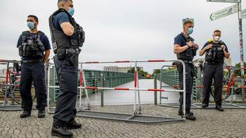 Berliner Polizei: Gut 500 Ermittlungsverfahren nach verbotenen Corona-Demos