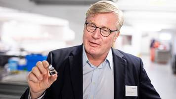 Althusmann liebäugelt mit schwarz-grüner Koalition im Land