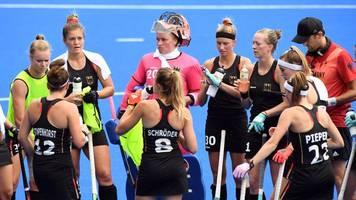 Aus im Viertelfinale: Hockey-Damen erstmals seit 2000 ohne Olympia-Medaille