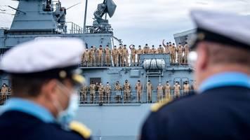 Bundeswehr: Marine schickt Fregatte in Indisch-Pazifischen Raum