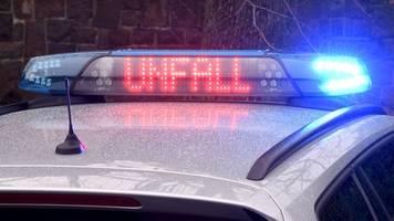 Köln/A3: 10 Kilometer Stau nach Unfall mit Polizeiauto in Richtung Heumar