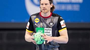 Olympia: Vorzeitiges Aus für Handball-Ersatzmann Reichmann