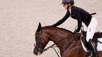 olympia 2021: nächstes reitergold – julia krajewski siegt in der vielseitigkeit