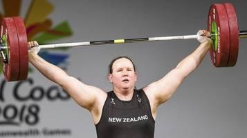 Olympia 2021: Transgender-Athletin Laurel Hubbard tritt im Gewichtheben an