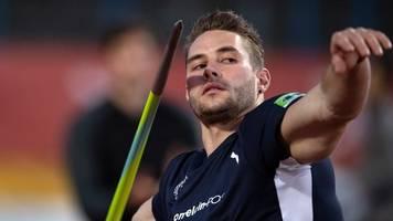 Olympia - Speerwerfer Johannes Vetter: Am Anfang flog der Schlagball