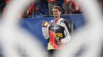 Tennis-Ass - Nach Olympiasieg: Zverev möchte verstehen und analysieren