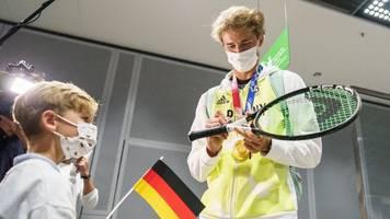Tennis-Olympiasieger: Nach dem Triumph in Tokio warten auf Zverev neue Ziele