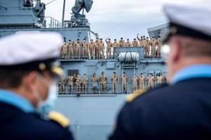 Marine schickt Fregatte in Indisch-Pazifischen Raum
