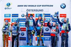 Alle Infos und Termine zum Biathlon-Weltcup 2021/22 im schwedischen Östersund