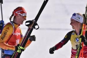 Biathlon-Weltcup: Saison 2021/22 Rennkalender und Termine