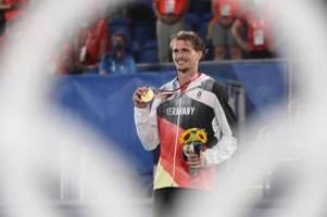 zverev denkt nach olympiasieg über turnier-pause nach