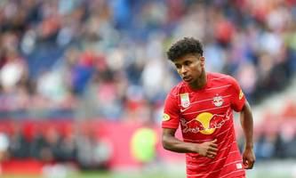 salzburg gegen bröndby um champions league