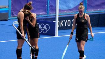 Das war die Olympia-Nacht - Hockey-Damen im Viertelfinale raus - Niederländerin gewinnt Lauf trotz Sturz