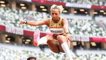 """olympionikin im interview - malaika mihambo über druck im stadion: """"würde nach niederlage nicht zusammenbrechen"""""""