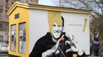 Ein Jahr nach Nawalny-Anschlag: Schweig oder stirb