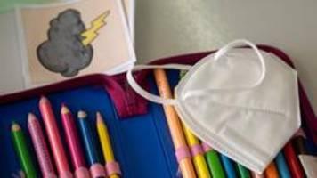Ferienende im Norden: Schulstart mit Masken und Tests