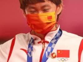 Olympia: Wegen Mao-Ansteckern: IOC fordert Stellungnahme