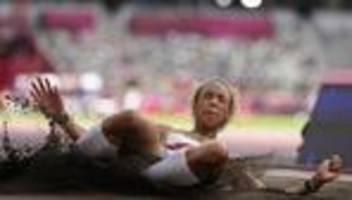 Olympische Spiele: Weitsprung-Weltmeisterin Malaika Mihambo gewinnt Gold