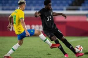 Fußball: Brasilien im Finale: Dardai muss länger auf Cunha warten