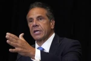 #Metoo: New Yorks Gouverneur Cuomo soll Frauen belästigt haben