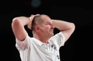 Nach Olympia-Aus: Basketball-Bundestrainer Rödl lässt Zukunft offen