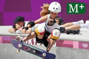 Olympia: Skateboard: Lilly Stoephasius ist ein Mädchen mit Mission