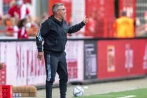 fußball: nach pokalspiel: union testet gegen hildesheim