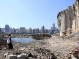 libanon: nach dem knall