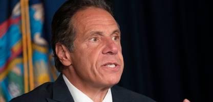 Joe Biden und Nancy Pelosi fordern New Yorks Gouverneur Cuomo zum Rücktritt auf