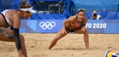 Olympia 2021 - Tag elf im Live-Blog: Laura Ludwig und Margareta Kozuch scheiden im Viertelfinale aus