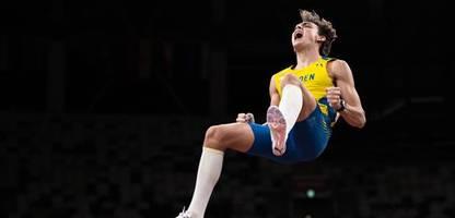 Olympia 2021: Armand Duplantis gewinnt Gold und dominiert den Stabhochsprung