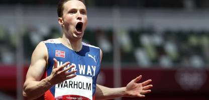 Olympia 2021 - Karsten Warholm eilt von Rekord zu Rekord: World of Warholm