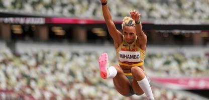Olympia 2021: Malaika Mihambo gewinnt Gold im Weitsprung